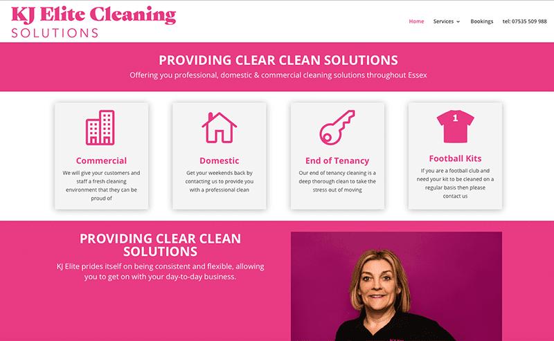 KJ Elite Cleaning